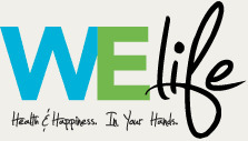 We Life Health & Happiness. In your hands